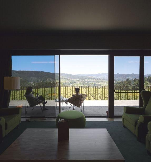 superior terras - Hotel Monverde Wine Experience - Amarante