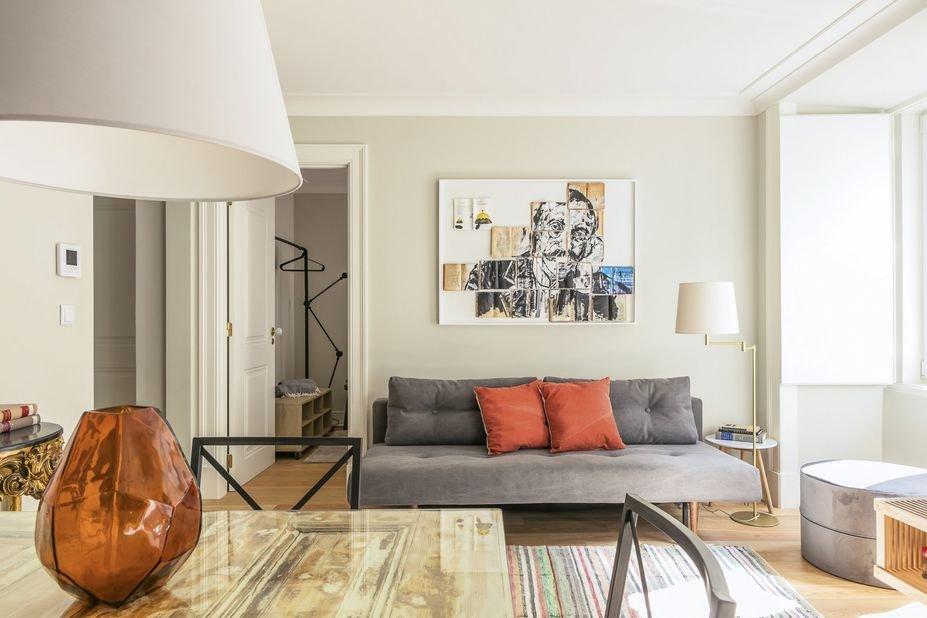 superior kamer - Appartementen Edificio ex Libris - Lissabon