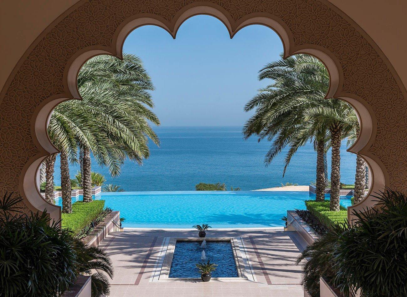 Hotel Shangri-La Al Husn - Muscat