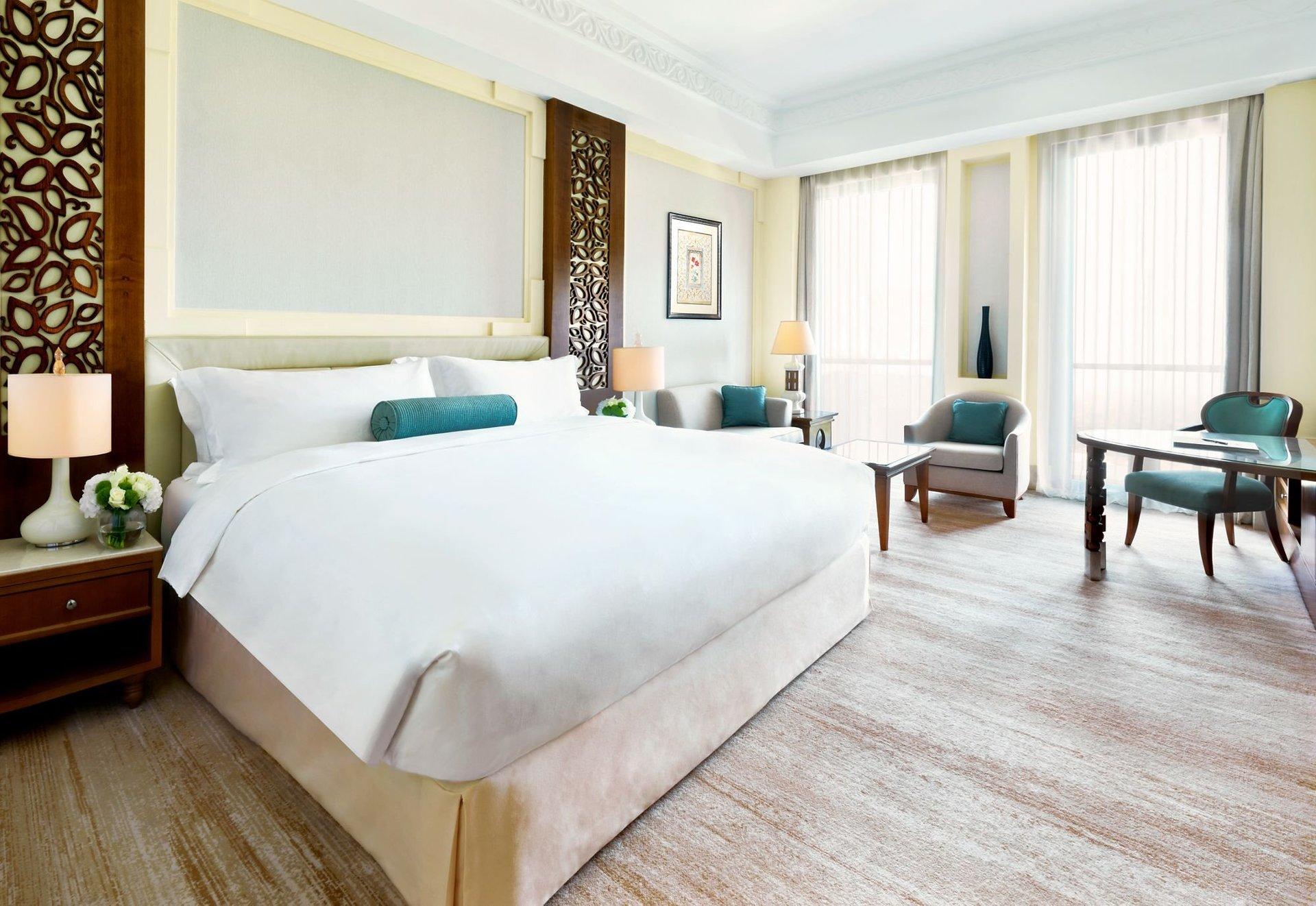 Hotel Al Bustan Palace luxe kamer - Muscat