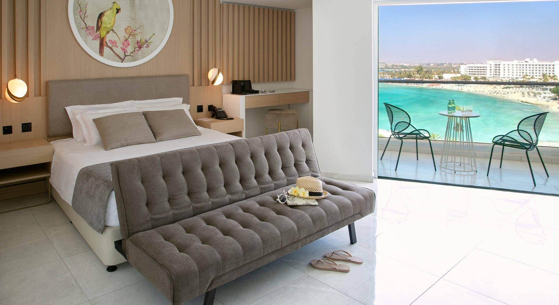 junior suite - Hotel Nissi Blu - Ayia Napa