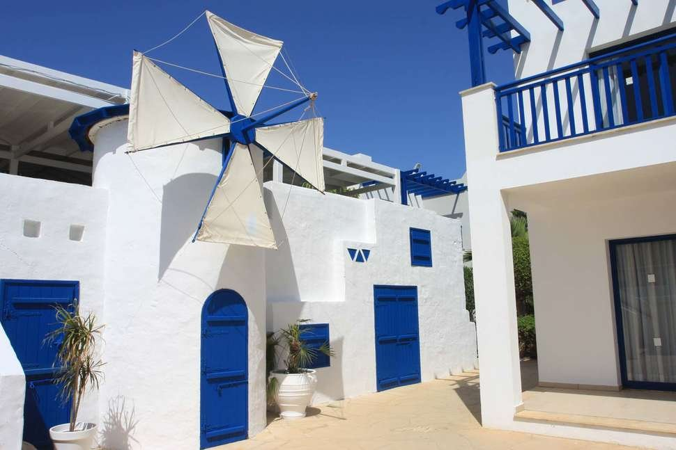 Appartementen Callisto Holiday Village - Ayia Napa