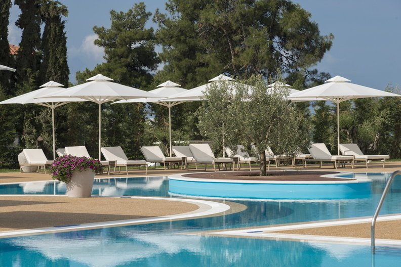 Ikos Olivia - Zwembad