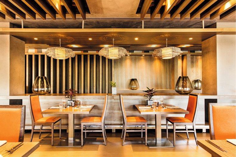 Ikos Olivia - Aziatisch restaurant