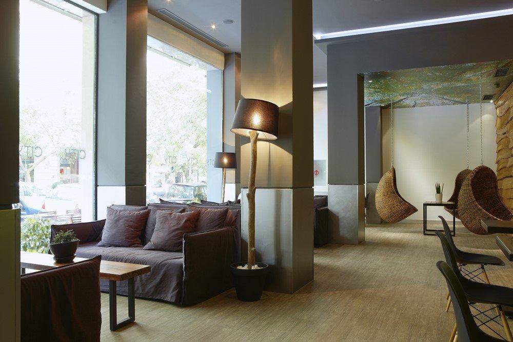 City hotel - Lobby