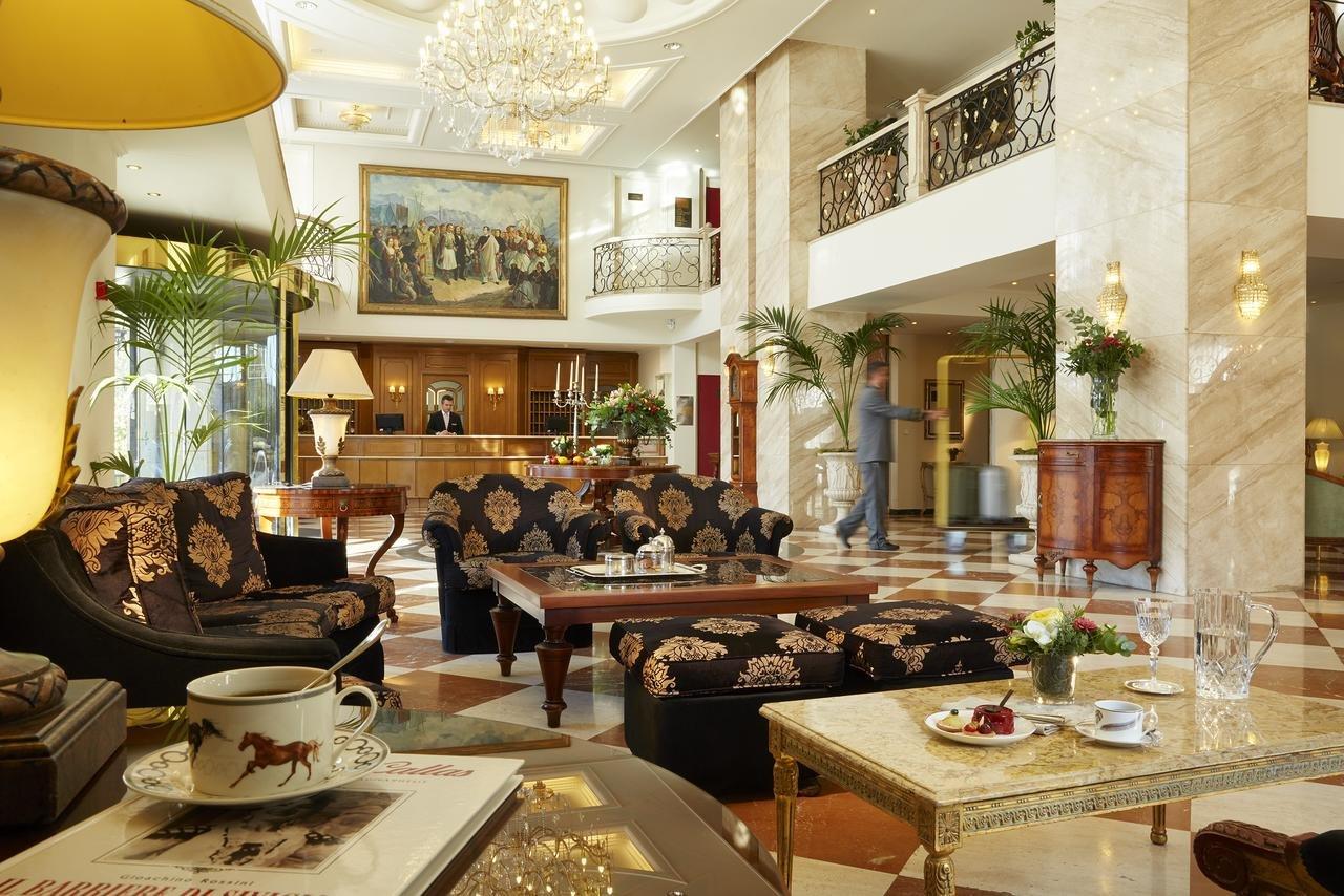 Mediterranean Palace - Lobby