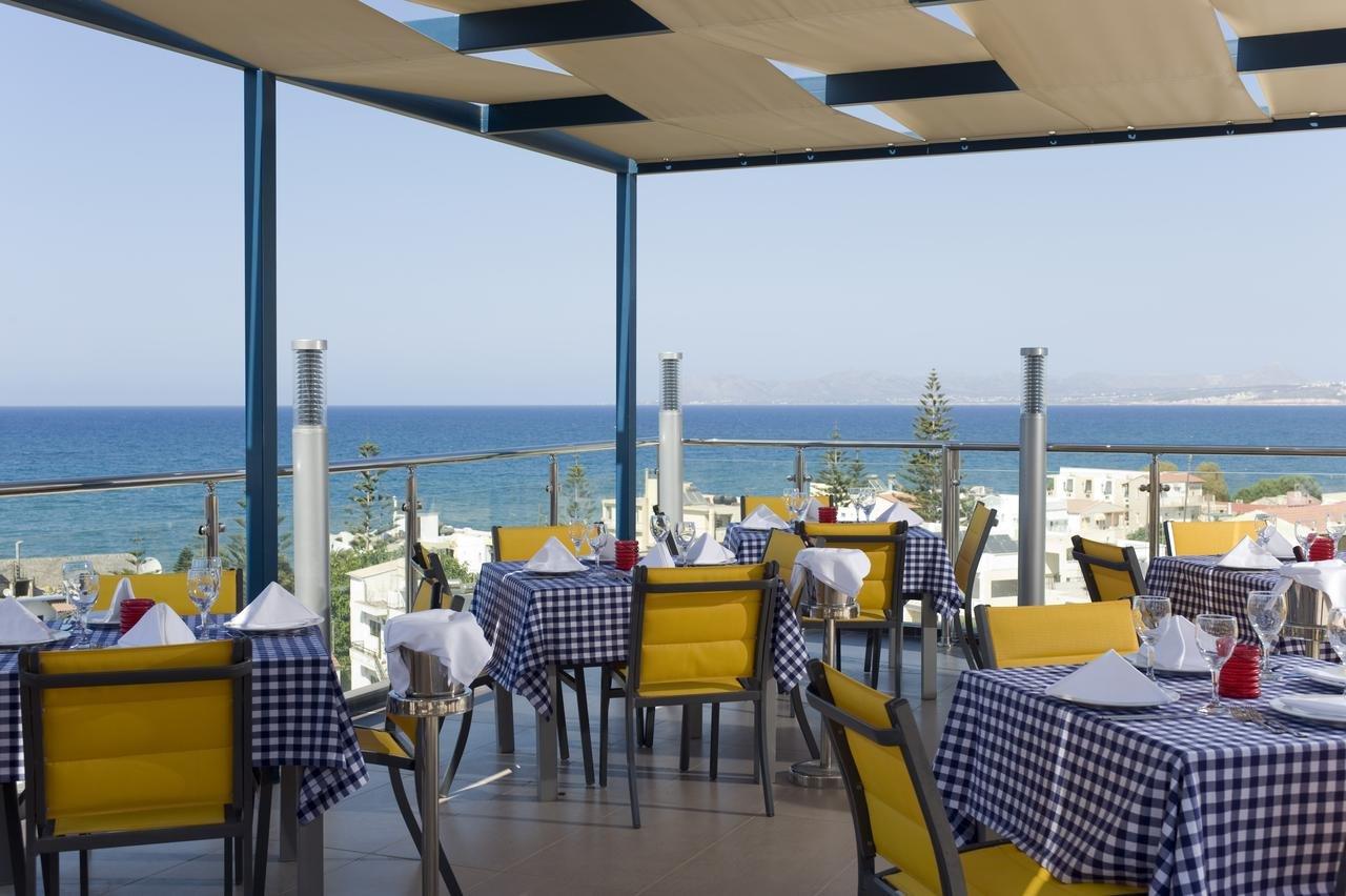 Galini Seaview - Restaurant