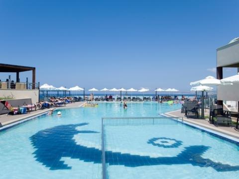 Galini Seaview - Zwembad