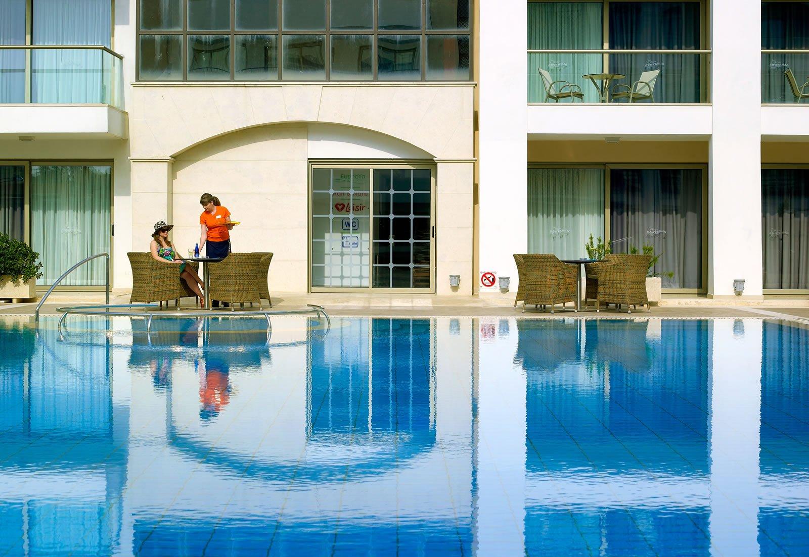 Hotel Albatros - Zwembad