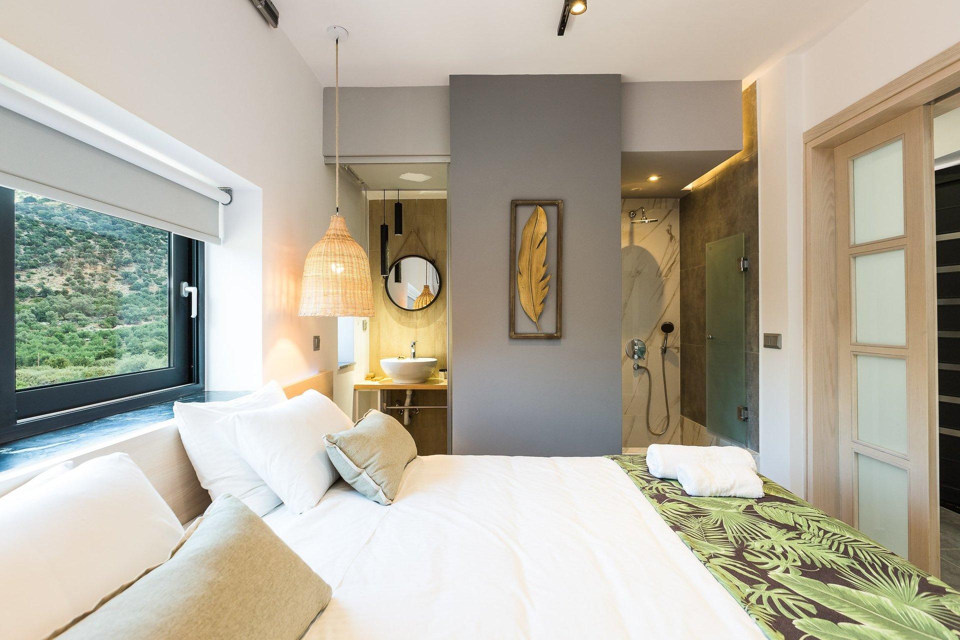 T - Hotel Premium Suite - 3-Kamer suite - slaapkamer