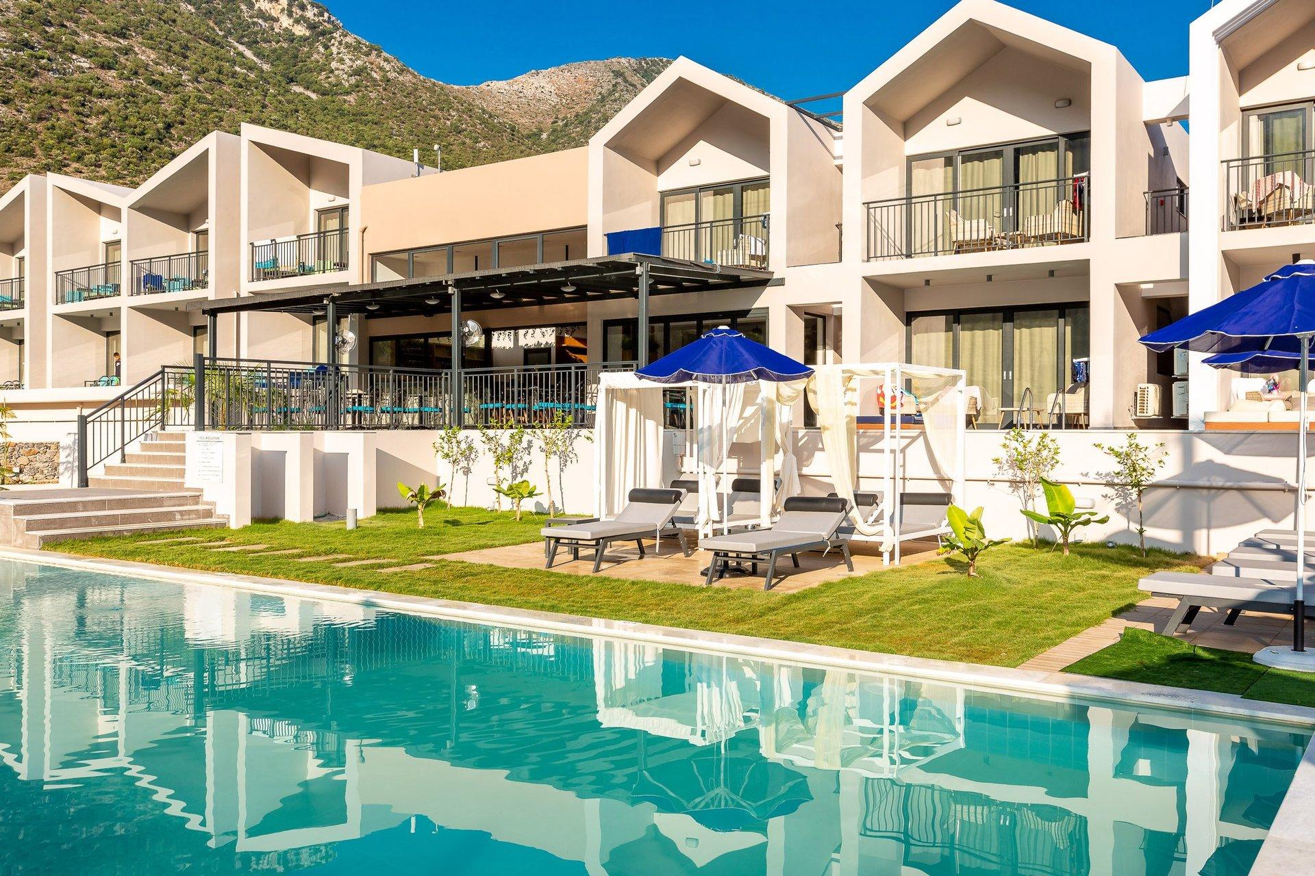 T - Hotel Premium Suite - Zwembad