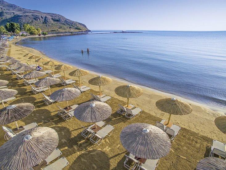 Corissia Beach - Strand