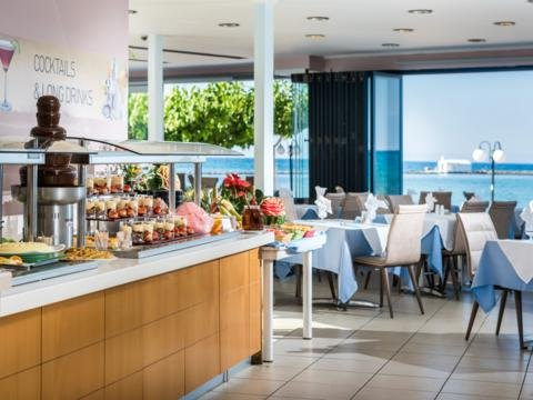 Corissia Beach - Restaurant