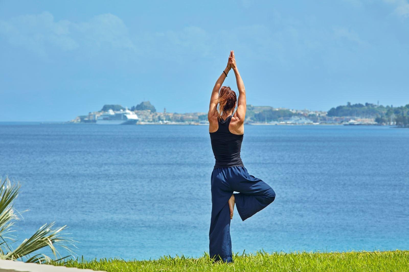 Kontokali Bay - Yoga