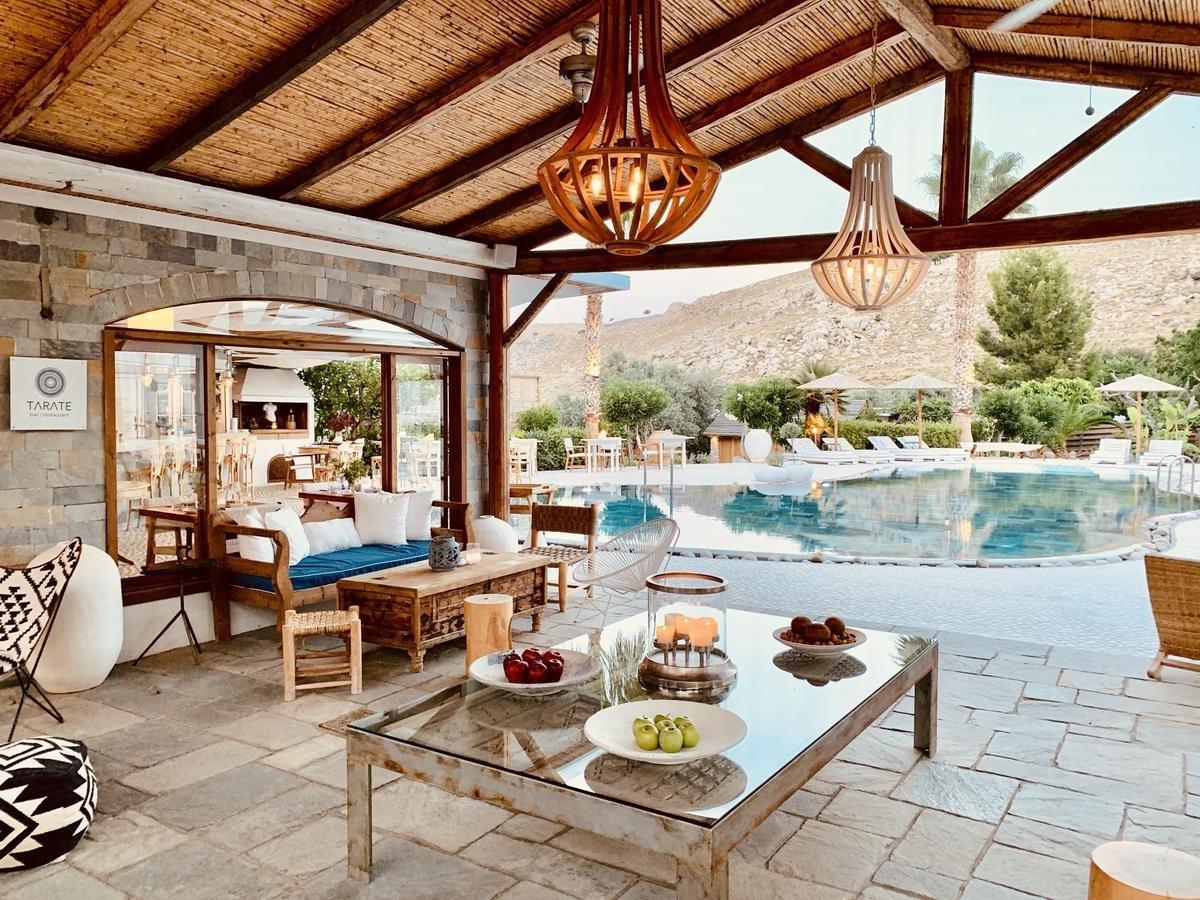 Hotel Caesars Garden - Lindos-zwembad