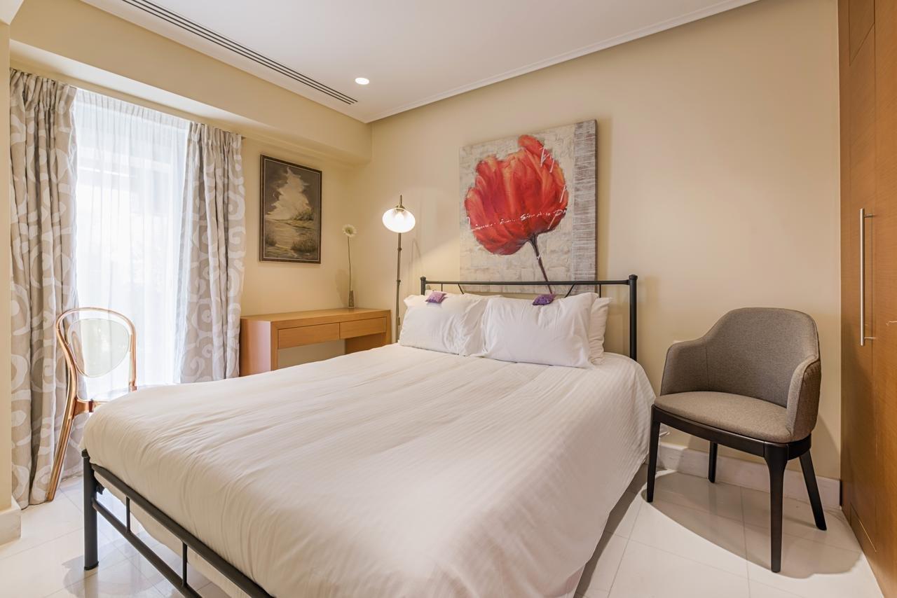 Appartementen Bellevue Suites - Rhodos-stad - kamer-slaapkamer