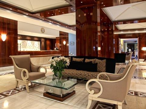 Hotel Rodos Park Suites & Spa - Rhodos-stad - lobby