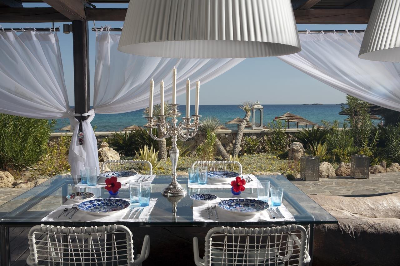 Hotel Aquagrand Exclusive Deluxe Resort - Lindos - Restaurant