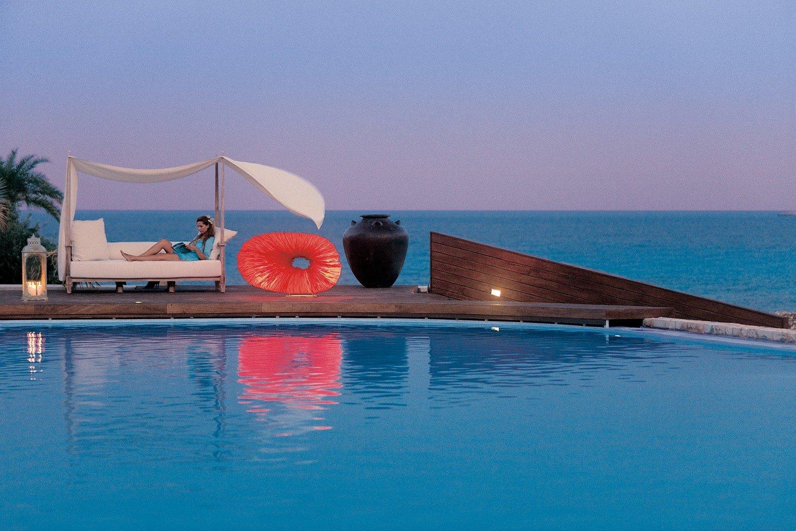Hotel Aquagrand Exclusive Deluxe Resort - Lindos - Zwembad