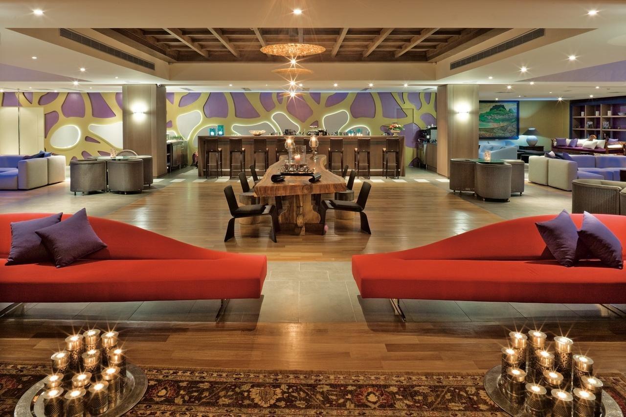 Hotel Aquagrand Exclusive Deluxe Resort - Lindos - Bar
