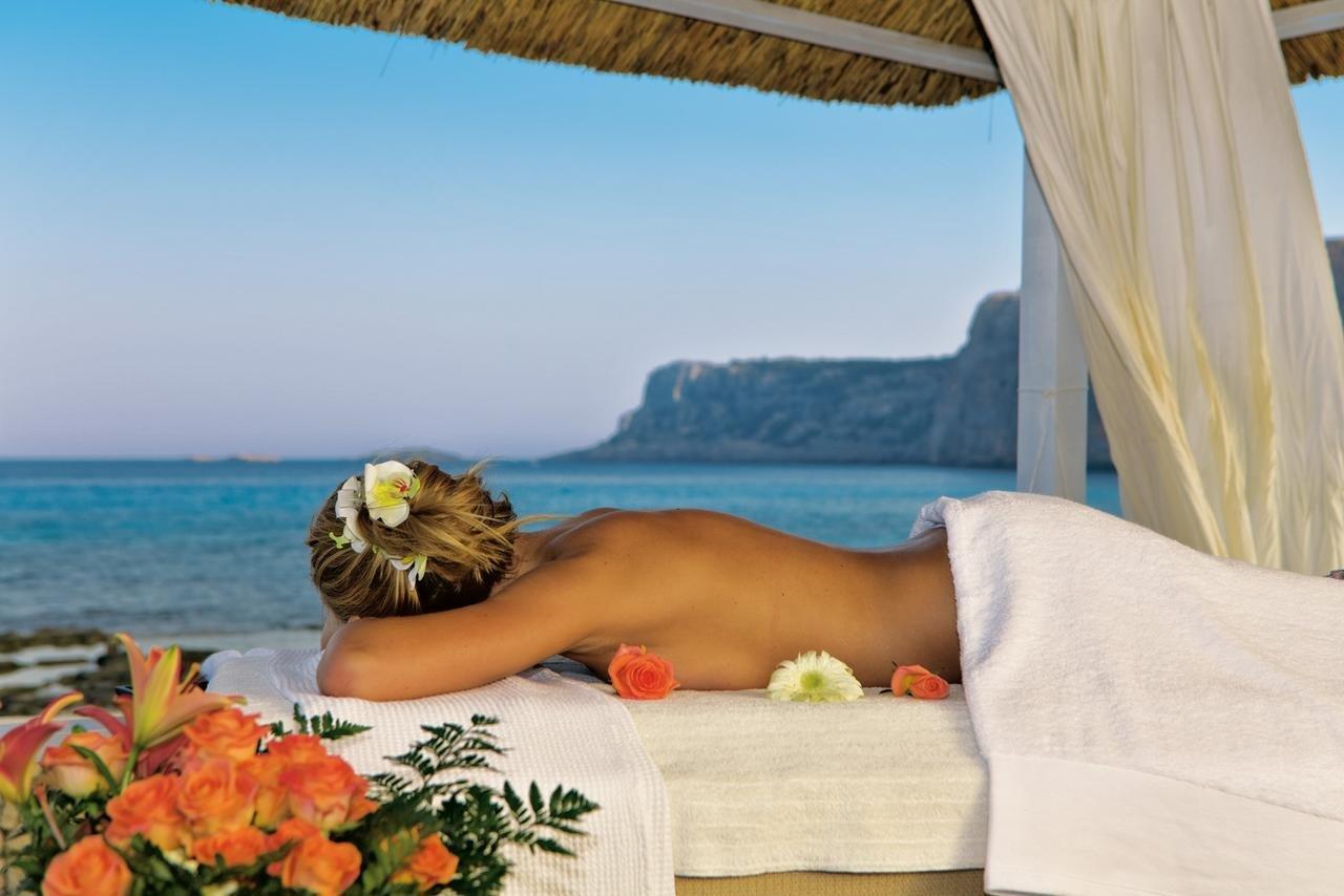 Hotel Aquagrand Exclusive Deluxe Resort - Lindos - Spa