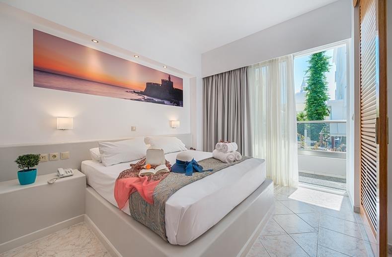 Hotel & appartementen Esperia - Rhodos-stad - 2-kamer app