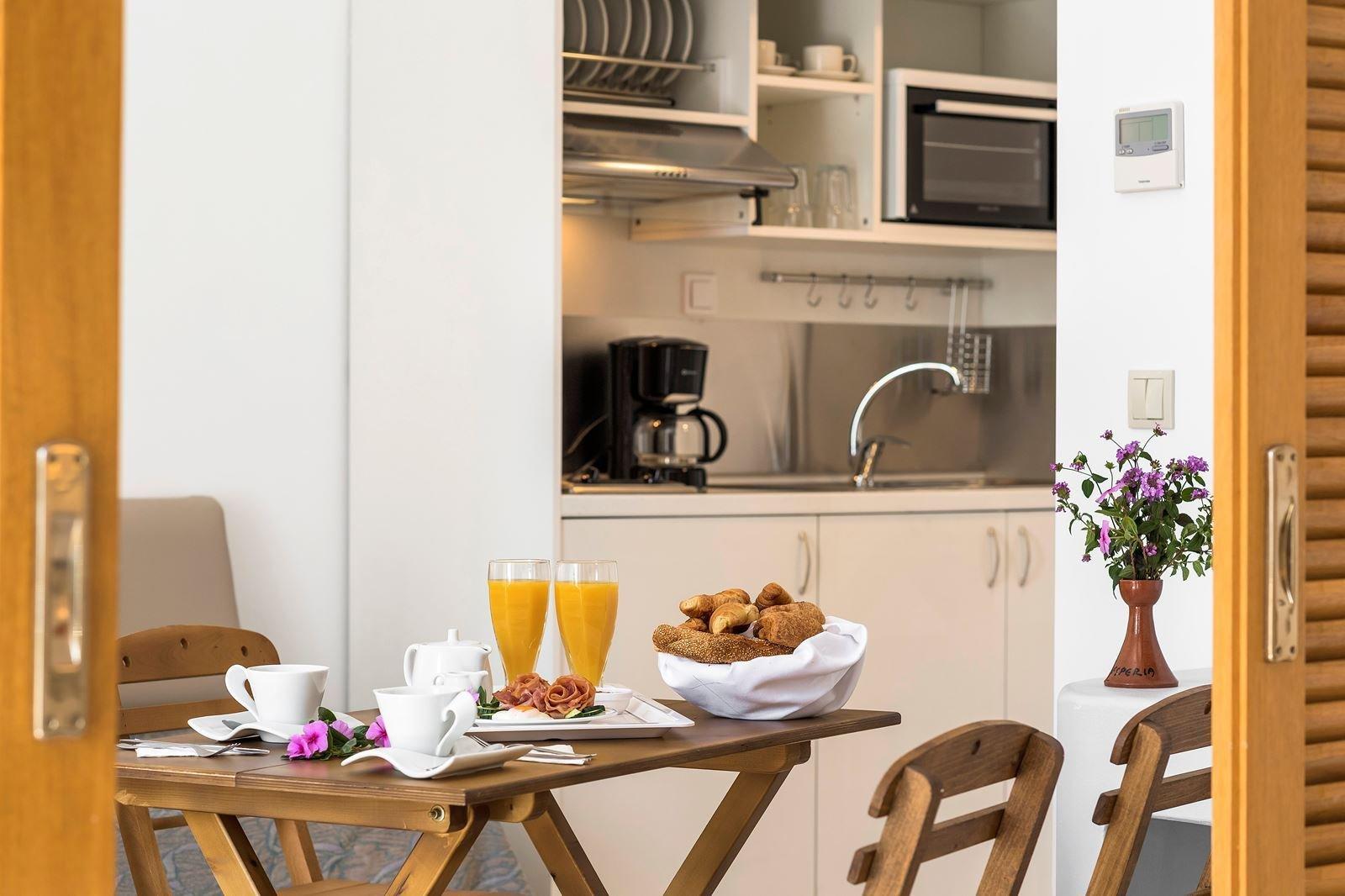 Hotel & appartementen Esperia - Rhodos-stad - 2-kamer kitchenette