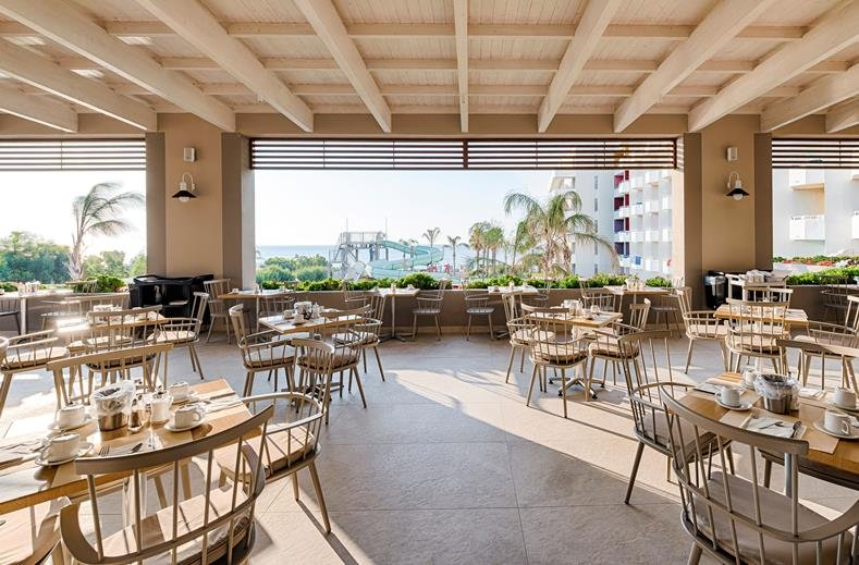 Hotel Esperides Beach - Faliraki - restaurant