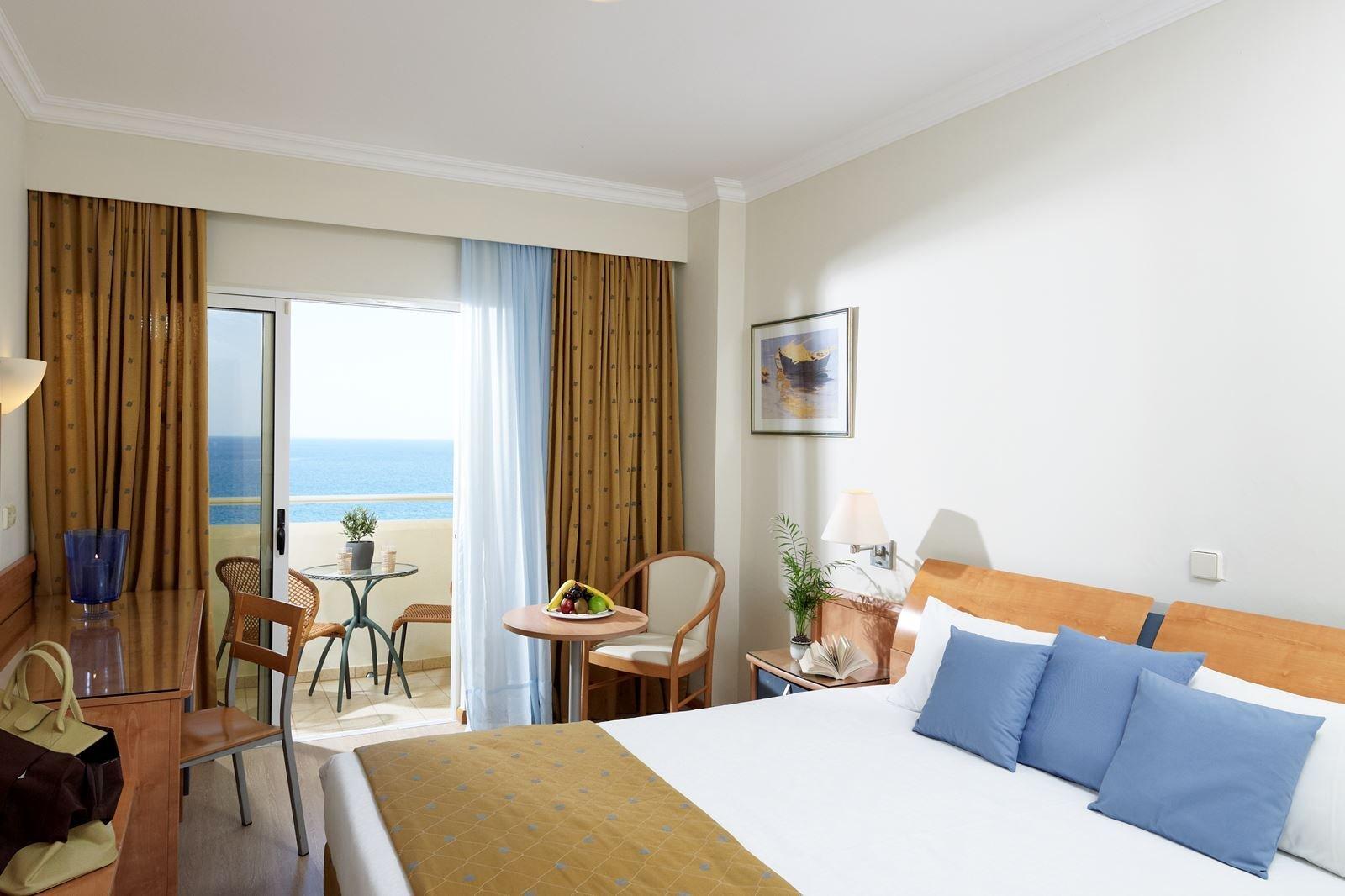 Hotel Esperides Beach - Faliraki - kamer zeezicht