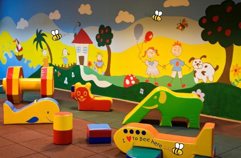 Hotel Esperides Beach - Faliraki - kidsclub