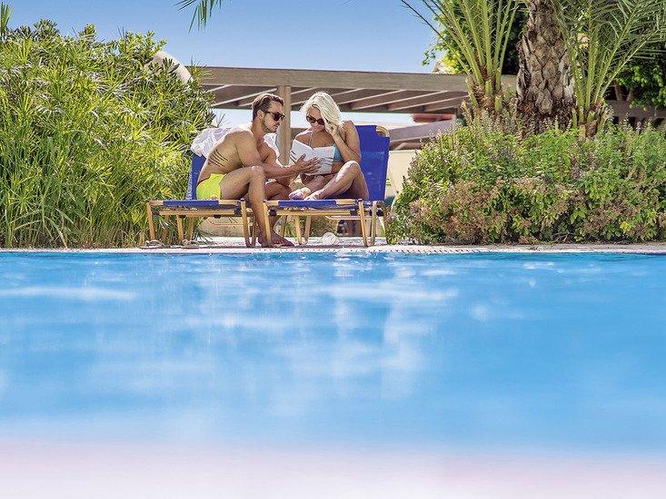 Hotel Esperides Beach - Faliraki - zwembad