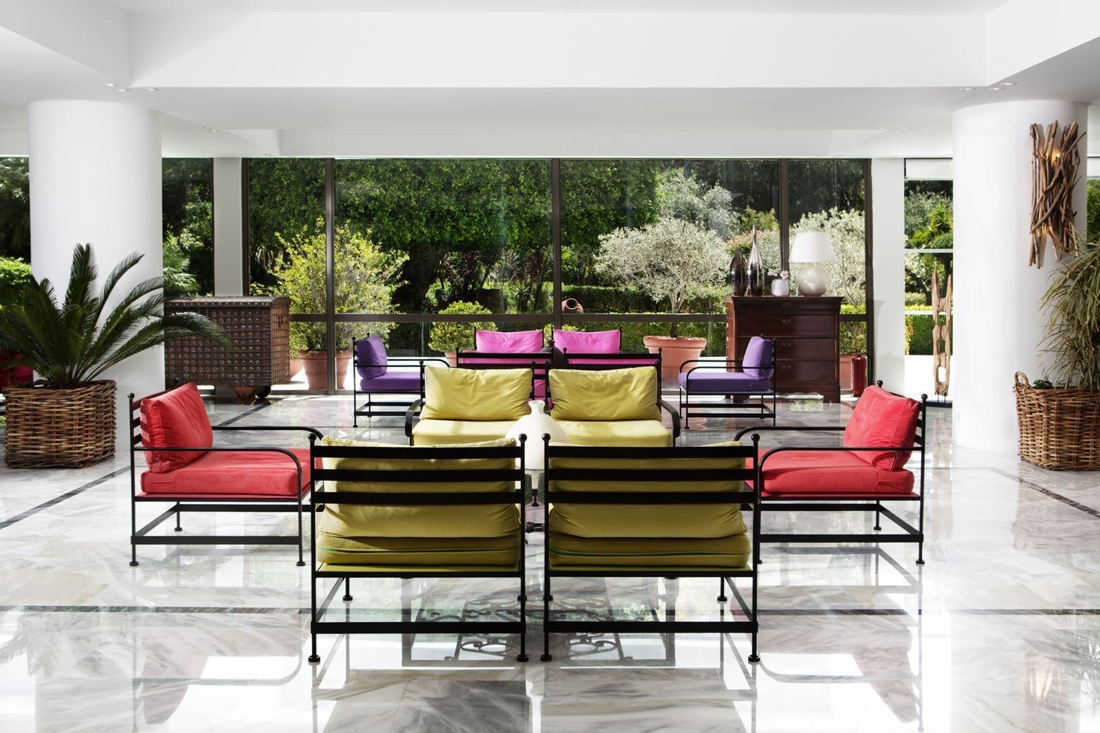 Hotel Dionysos - Ixia - lounge