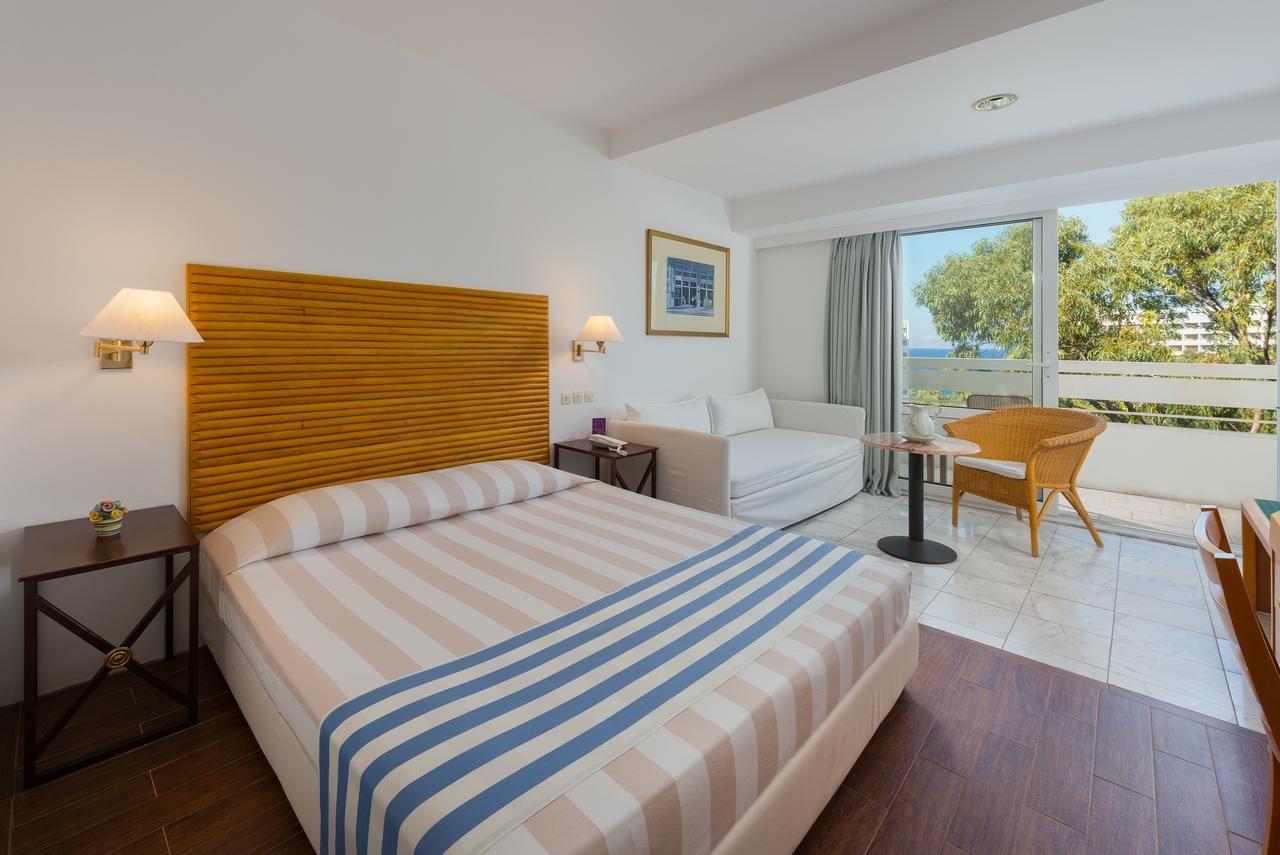 Hotel Dionysos - Ixia - kamer gv