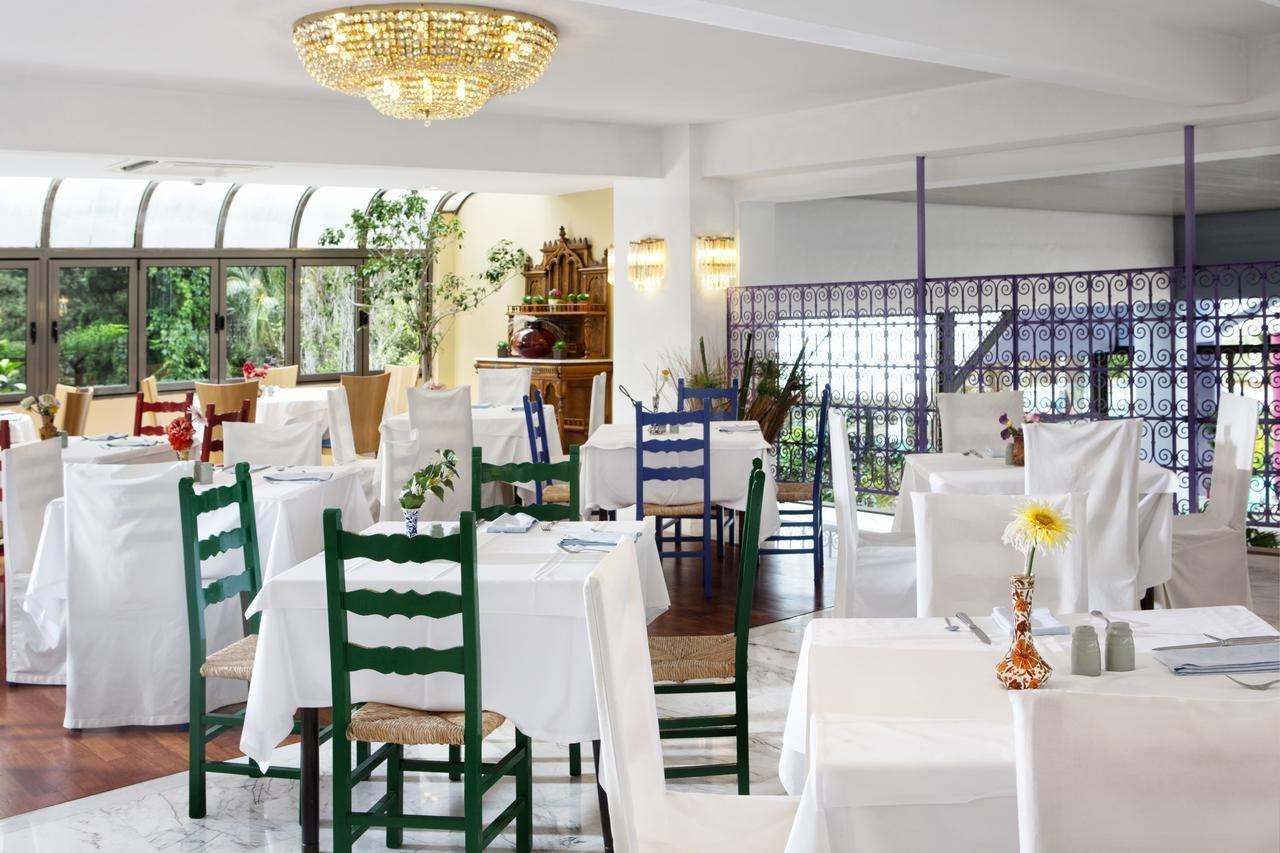 Hotel Dionysos - Ixia - restaurant