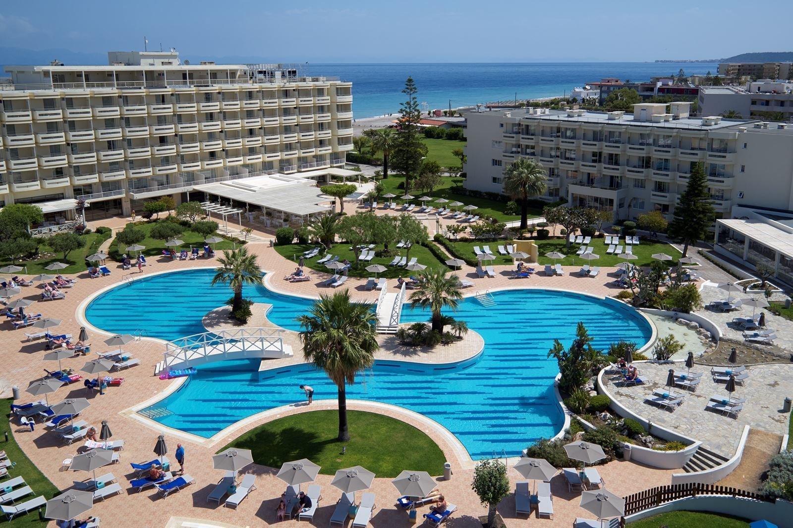 Hotel Electra Palace - Ialysos - zwembad