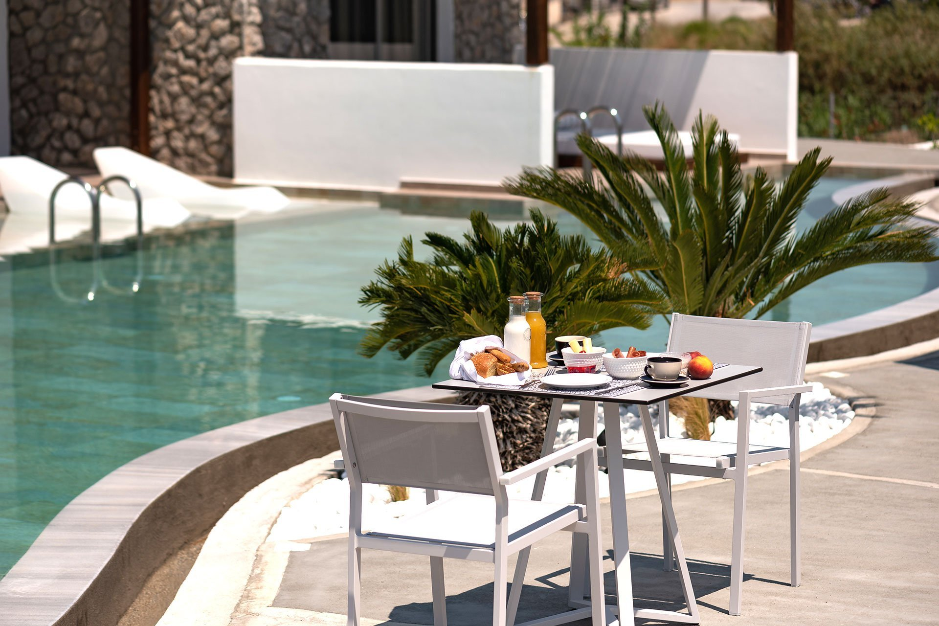 Hotel Nama Retreat - Pastida - restaurant