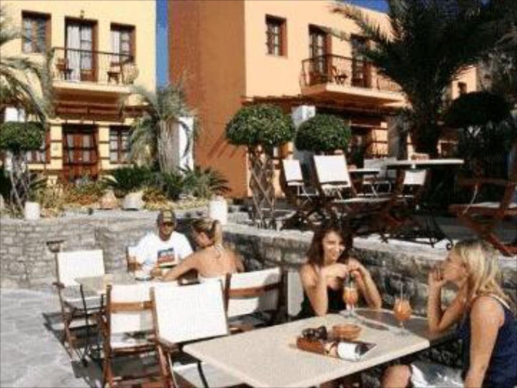 Hotel Iapetos Village - Symi - restaurant