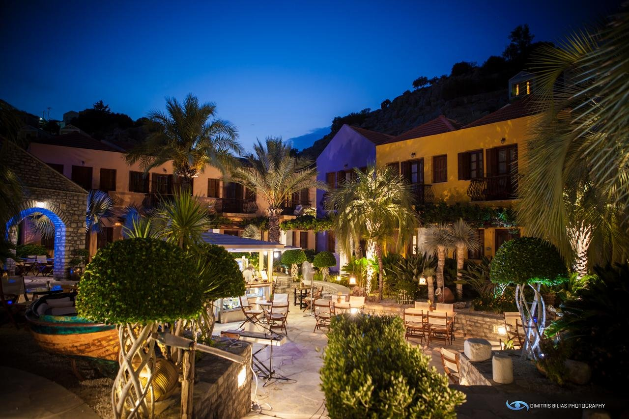 Hotel Iapetos Village - Symi - exterieur