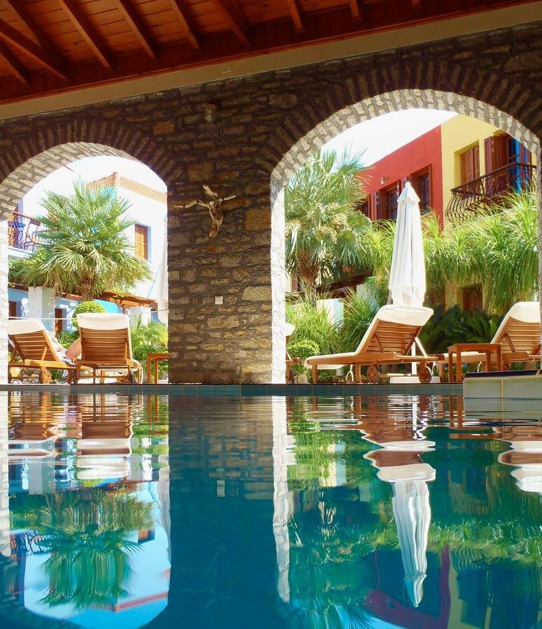 Hotel Iapetos Village - Symi - zwembad