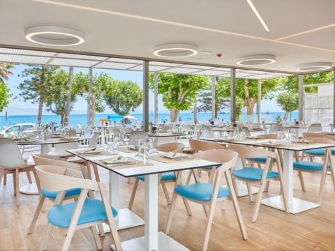 Hotel Triton Boutique - Kos-stad - restaurant