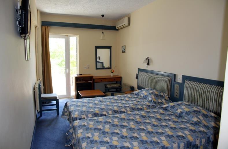 Hotel Astron - Kos-stad - kamer