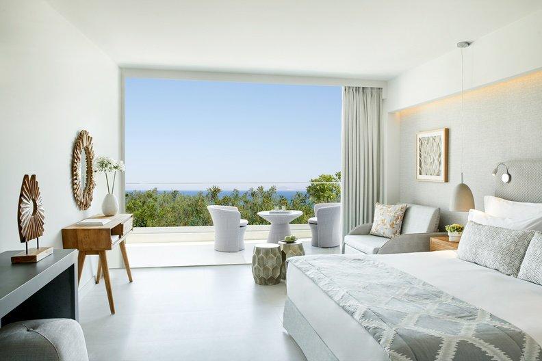 Hotel Ikos Aria - Kefalos - kamer - double sv