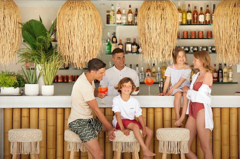 Hotel Ikos Aria - Kefalos - bar