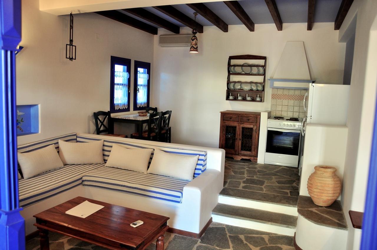 Appartementen Nefeli - Aghia Marina -kamer