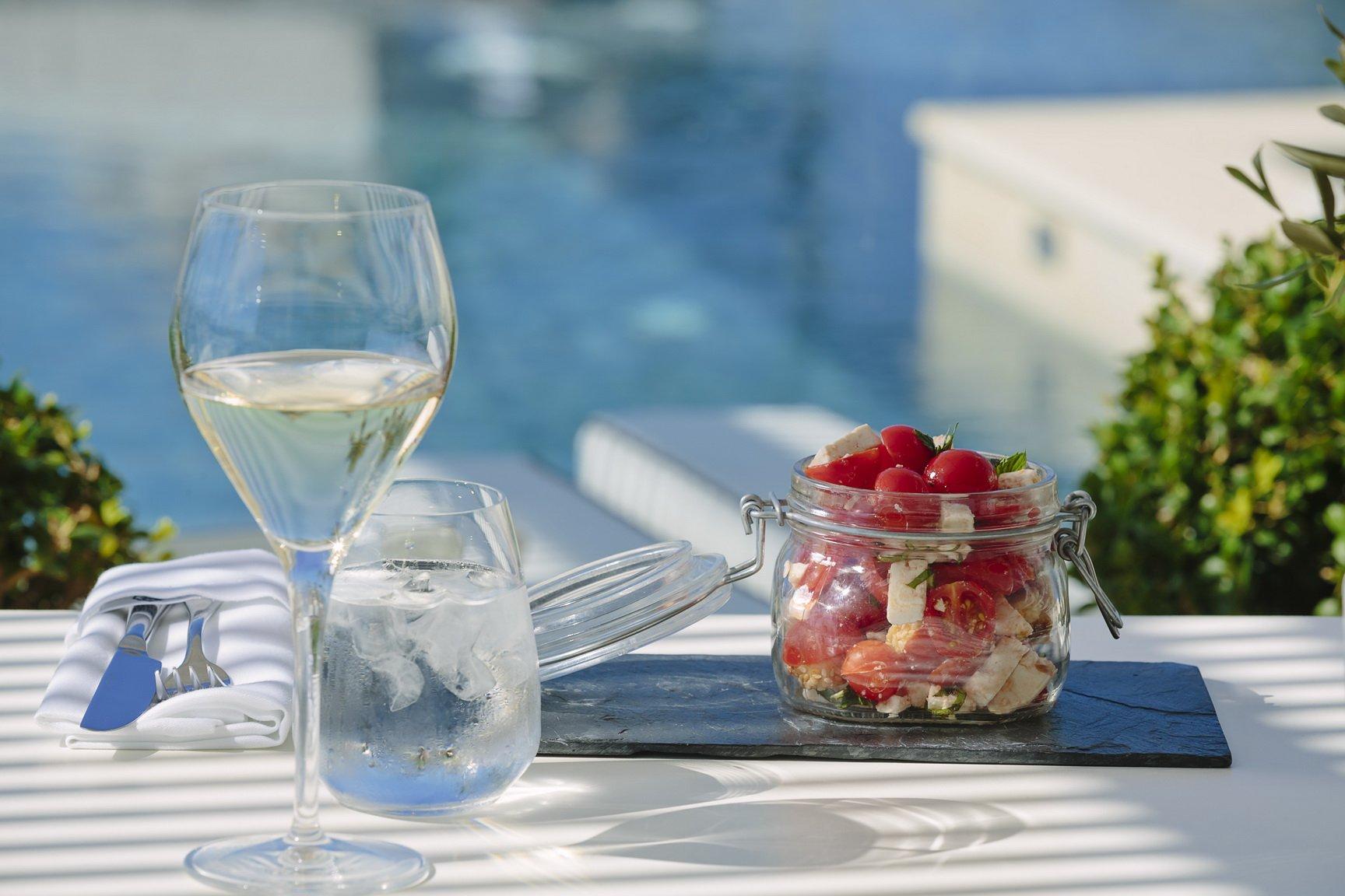 Hotel Aqua Blu Boutique & Spa - Kos-Lambi restaurant