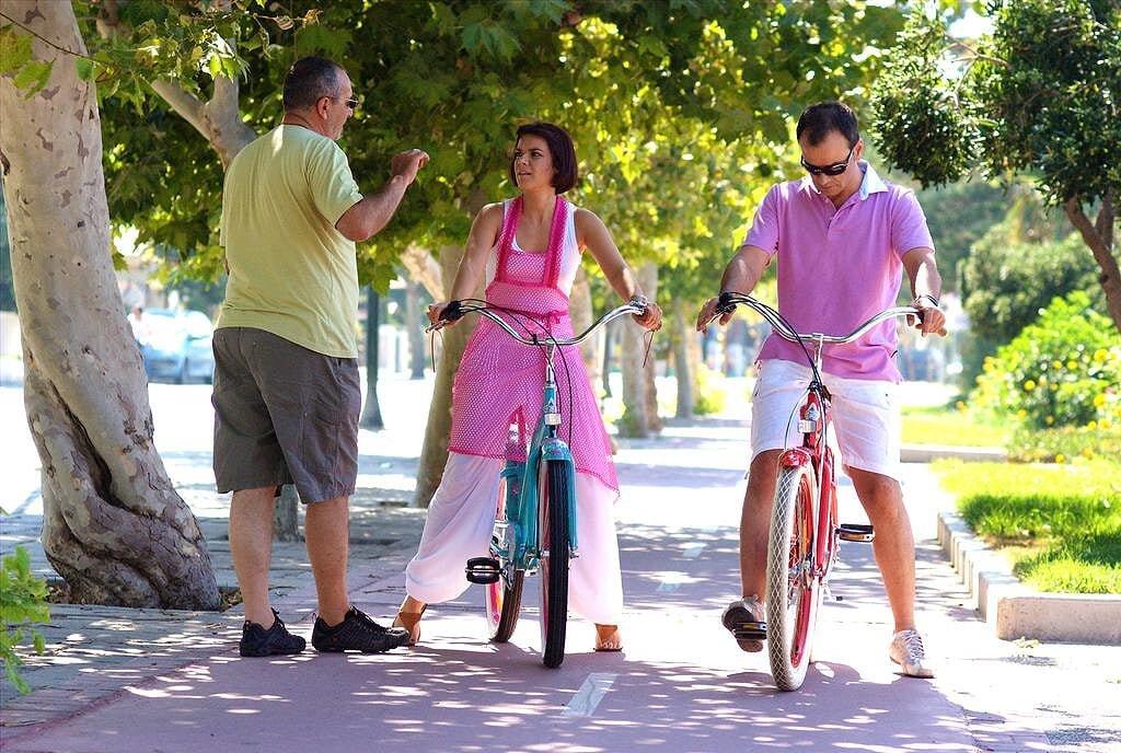 Appartementen Aegean Houses - Kos-Lambi - fietsen