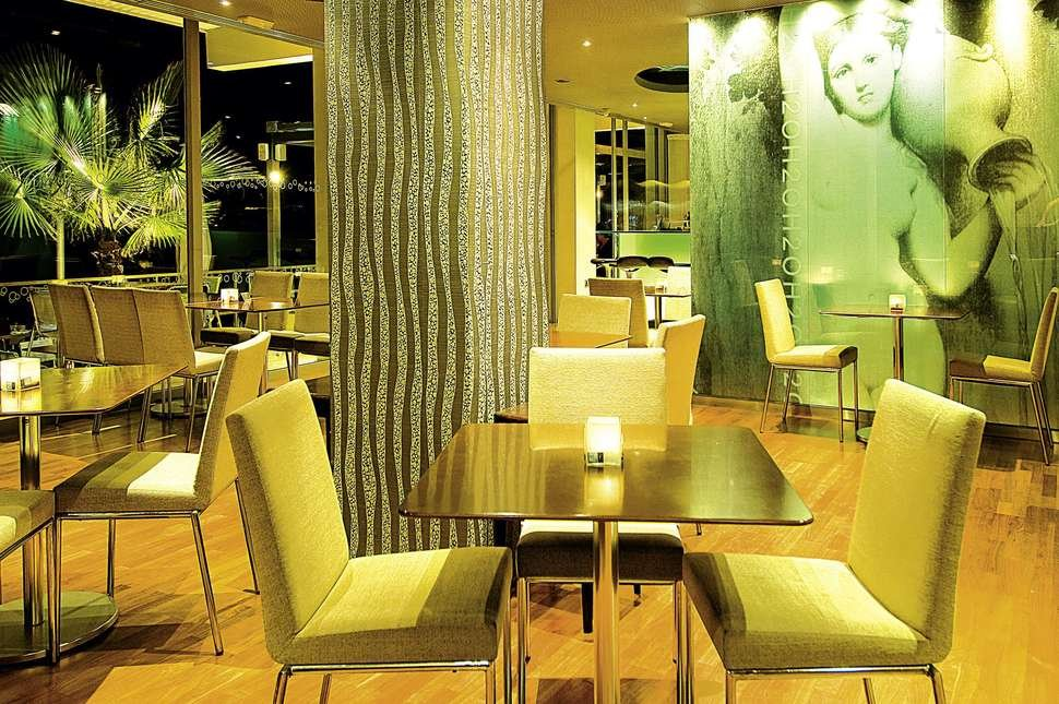 Hotel Kos Aktis Art - Kos-stad - restaurant