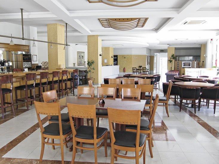 Kos Hotel Junior Suites - Kos-stad - bar