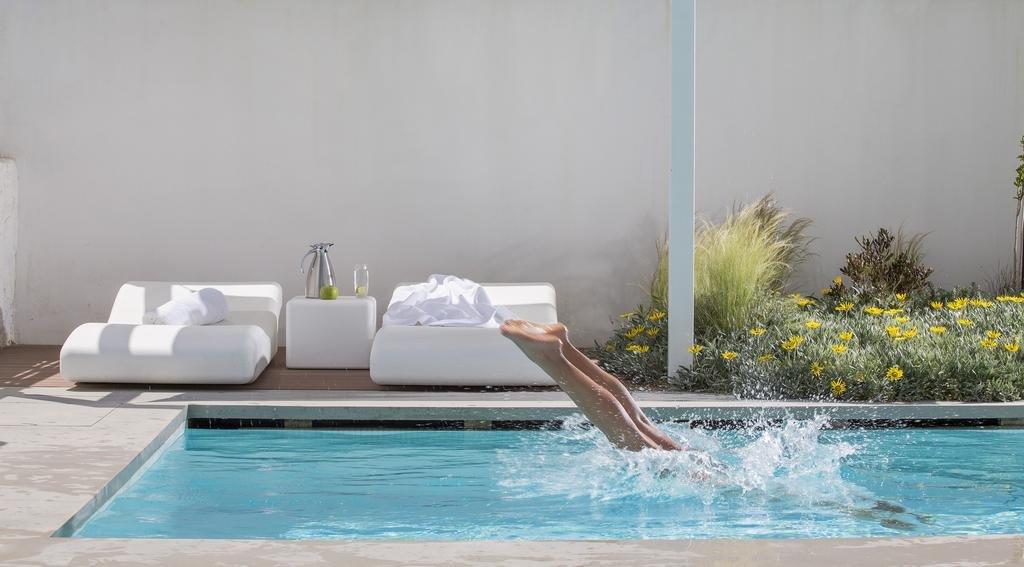 Hotel Patmos Aktis Suites & Spa - Grikos - suite met privézwembad