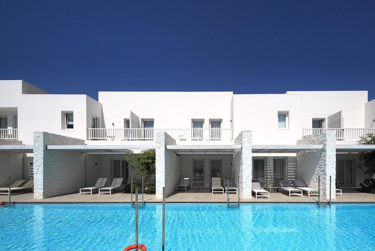 Hotel Patmos Aktis Suites & Spa - Grikos - kamer - deluxe